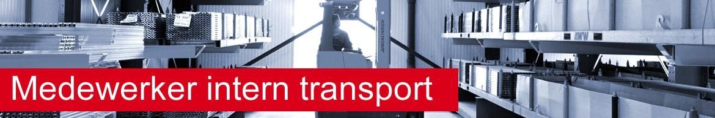 medewerker intern transport